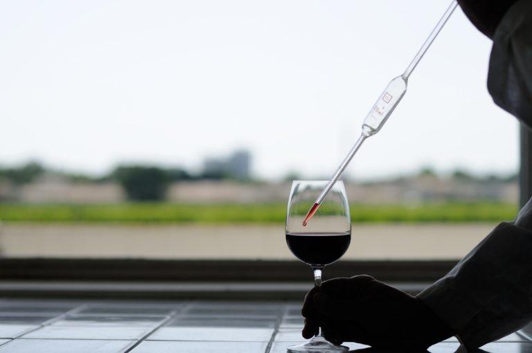 laboratoire œnologique intégré